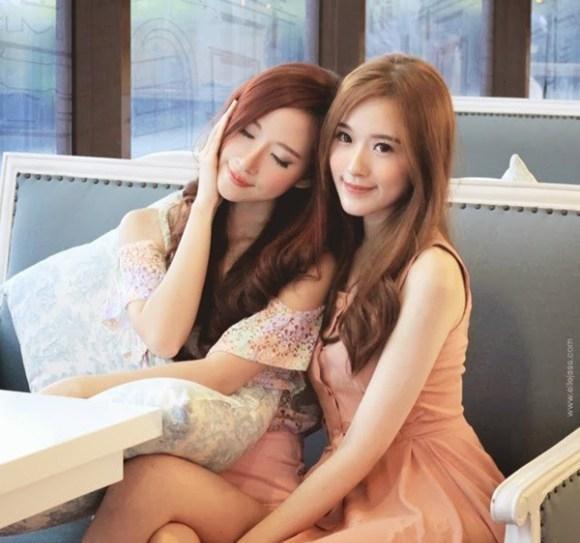 台湾最萌双胞胎姐妹花_网络最红双胞胎姐妹图片展示_网络最红双胞胎姐妹相关图片下载