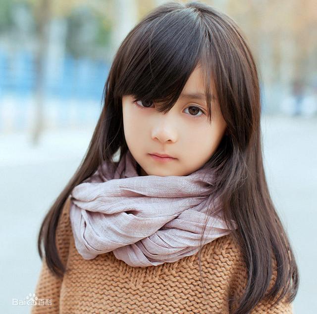 中国最美童星排行榜她竟第一