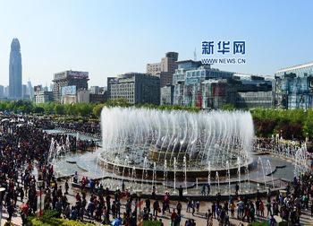 山東濟南:樂享清明小長假