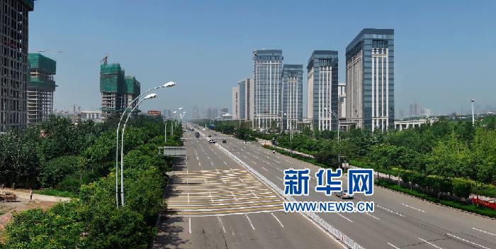 總(zong)部經濟聚集區