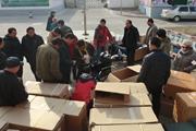 山東(dong)章(zhang)丘(qiu)市︰54名(ming)殘疾人領取輔具補貼項(xiang)目器材