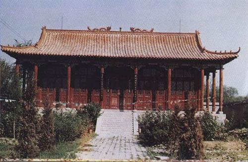 魯仲(zhong)連祠(si)