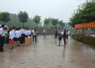 郯城為617個村免費發廣場便(bian)攜音箱(xiang)