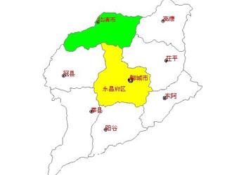 東昌府(fu)區簡介