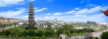 滕州龍泉文化廣場