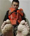 """""""大脚战士""""焦磊"""