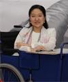 """""""轮椅姐姐""""刘晓清"""