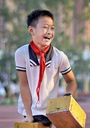 高志宇:無腿少年
