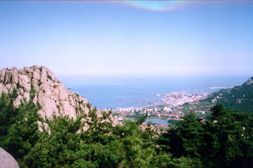 石(shi)島風景區