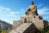 石(shi)島赤山(shan)風景區