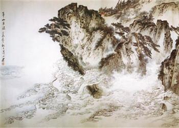 筆墨當隨時代——著名畫家弭菊田的山水藝術