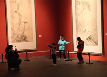 新春始于展覽,來山東美術館共度別樣藝術年