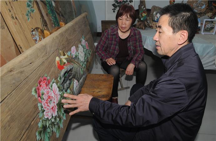 淄博(bo)淄川︰非遺保護項目達168個