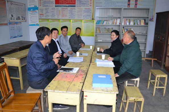 山東(dong)省淄博市殘聯領導(dao)到沂源調研殘疾人工作
