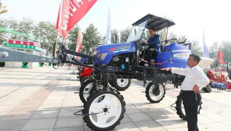 山东寿光:持续推进农业机械化转型升级