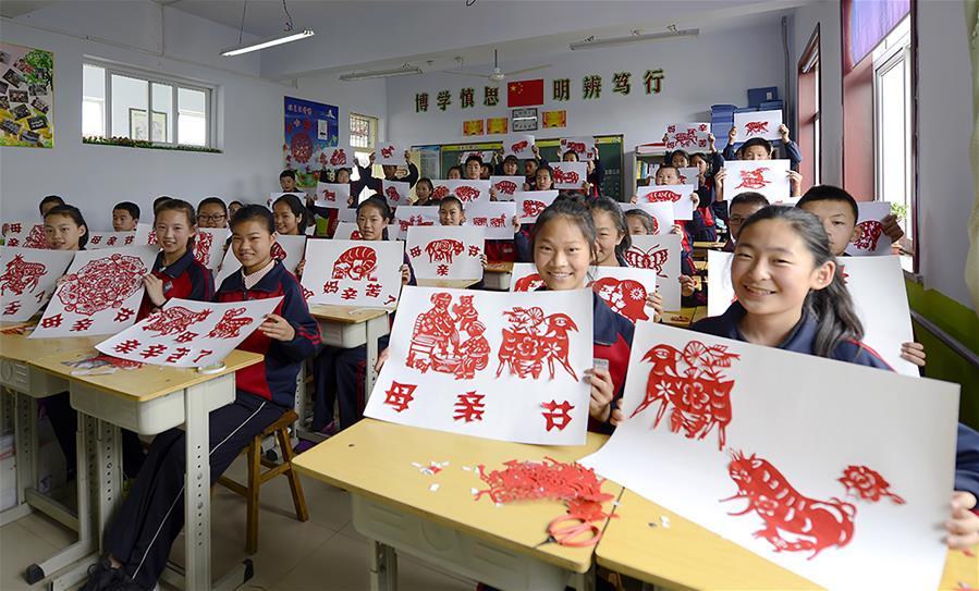山东淄博:献给妈妈的爱