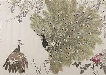 山东美术馆馆藏李波捐赠作品展于11日开幕