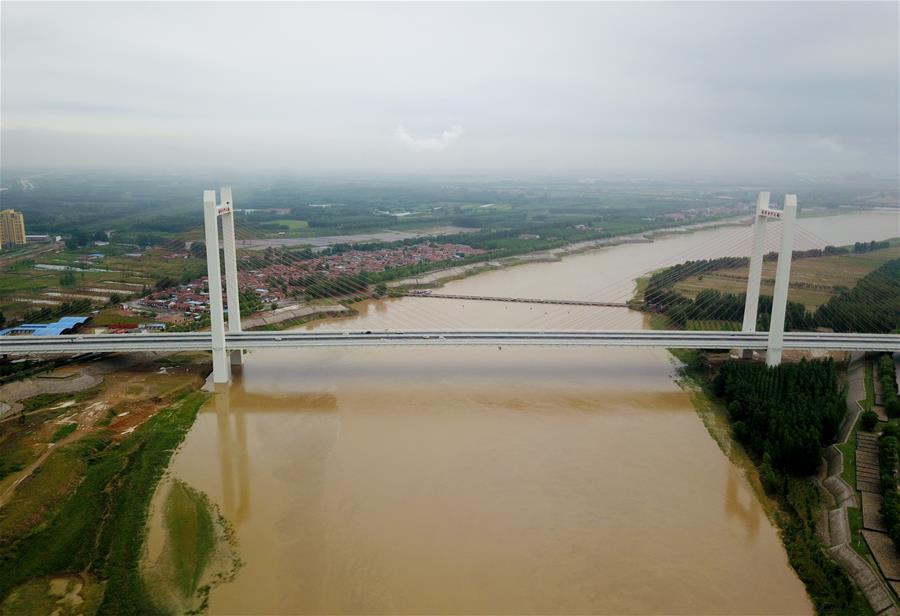 山东齐河黄河大桥建成通车