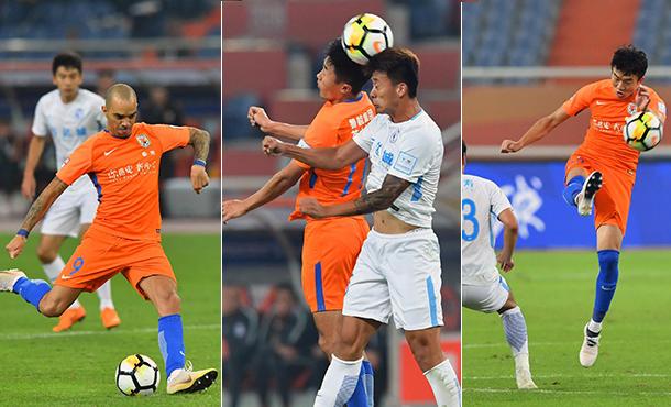 足協杯:山東魯能泰山晉級決賽