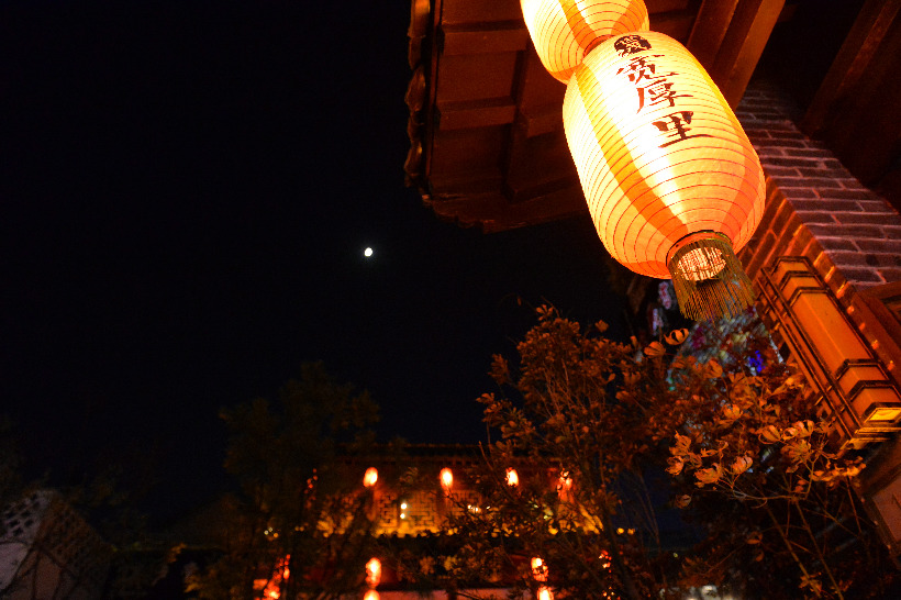 濟南寬厚裏:古色古香商業區的獨特魅力