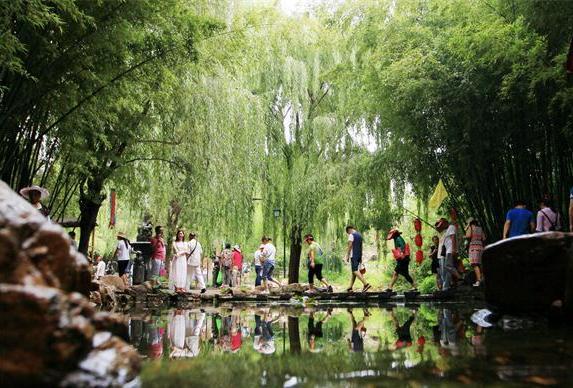 竹泉村旅游度假区