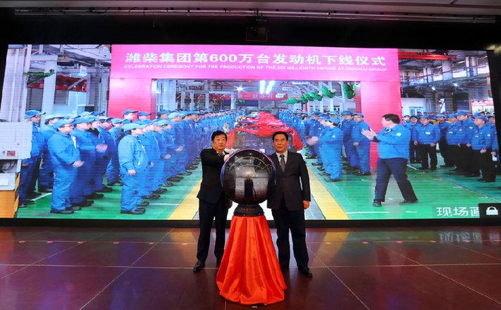 """中国重型汽车""""心脏""""强壮之路 从这里起步!"""