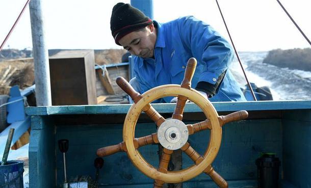 探訪(fang)膠東傳統手工(gong)造船
