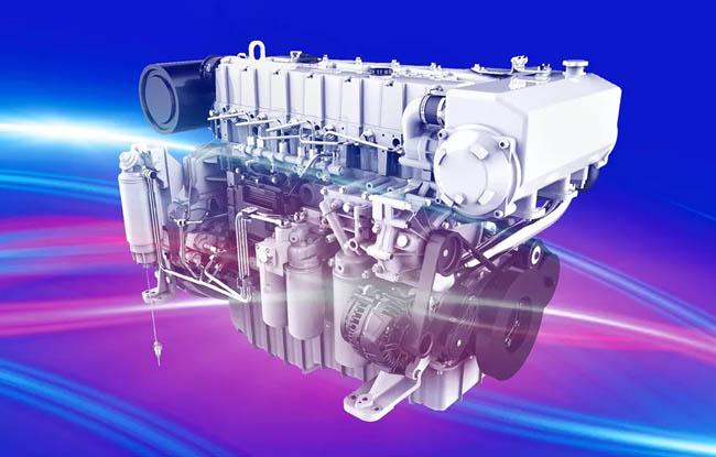 潍柴顺利获得船舶发动机中国一阶段排放认可证书