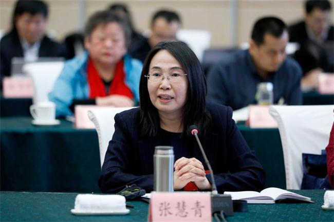 张慧青:服务新旧动能转换展现山东职业教育新担当