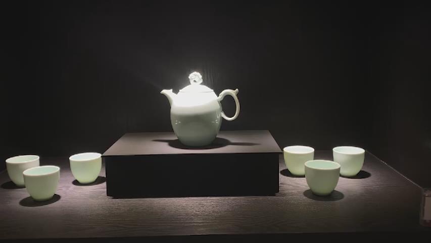 《陶瓷》路祺霖、李庆显