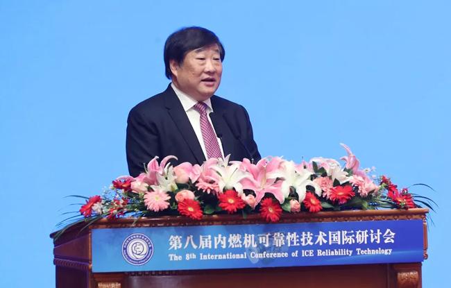 谭旭光:实现中国内燃机可靠性理论与技术的突破