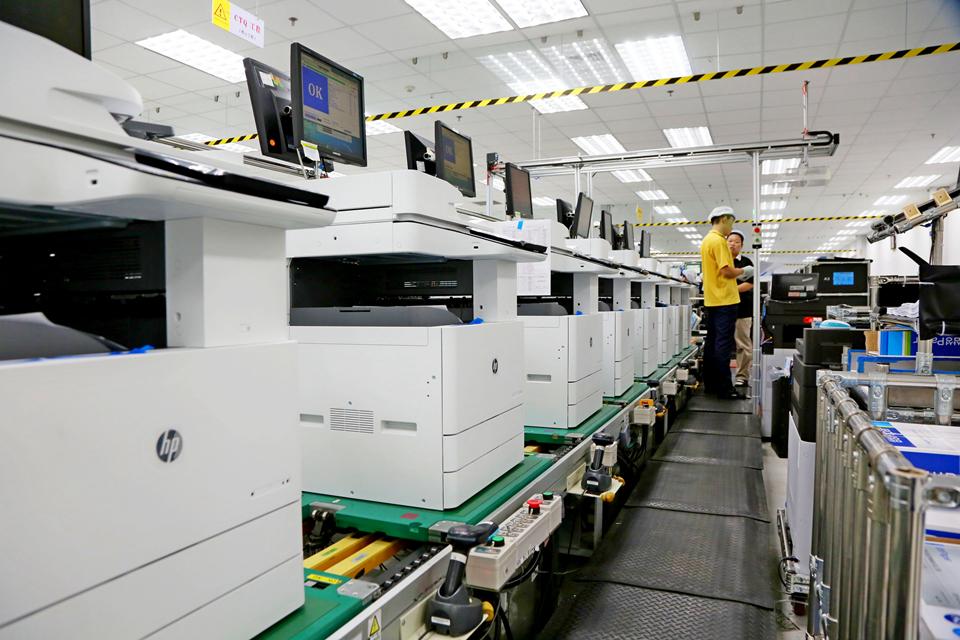 威海不积聚起产业集群发展优势