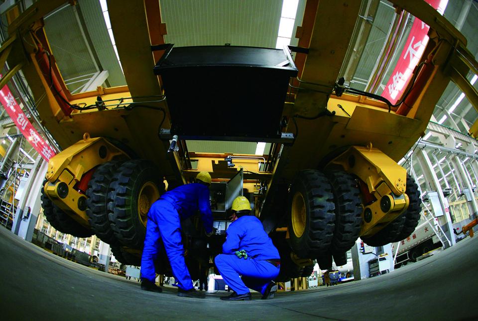 威海产业优势日益凸显