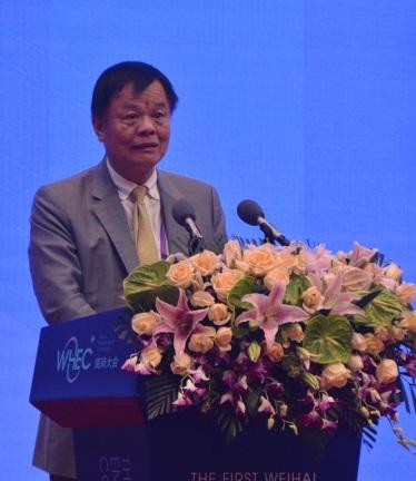 黄宏生:威商大会将为企业们带来新的发展机遇