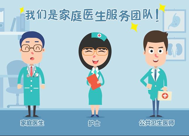家庭医生动漫宣传片