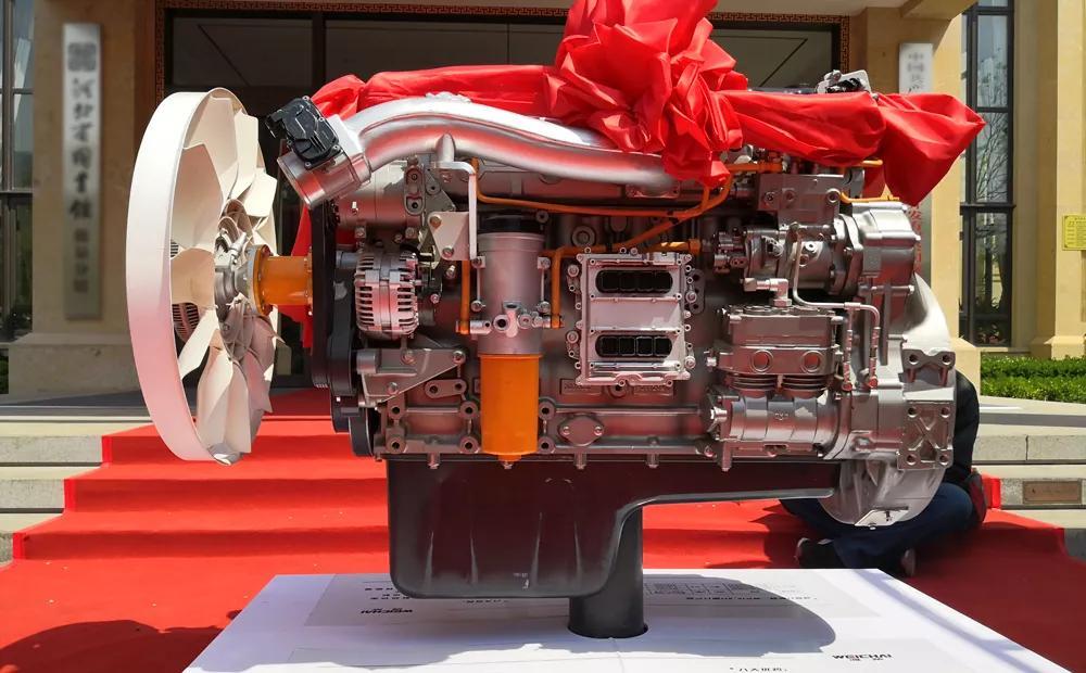 潍柴重卡发动机河北销量同比增长超34%