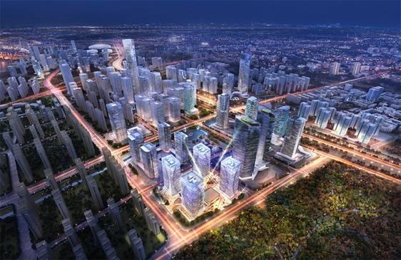 泰禾·禾悅廣場接待中心暨公寓樣板間亮相