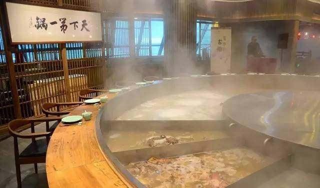 潍坊朝天锅 并不仅仅是一口朝着天支起来的锅