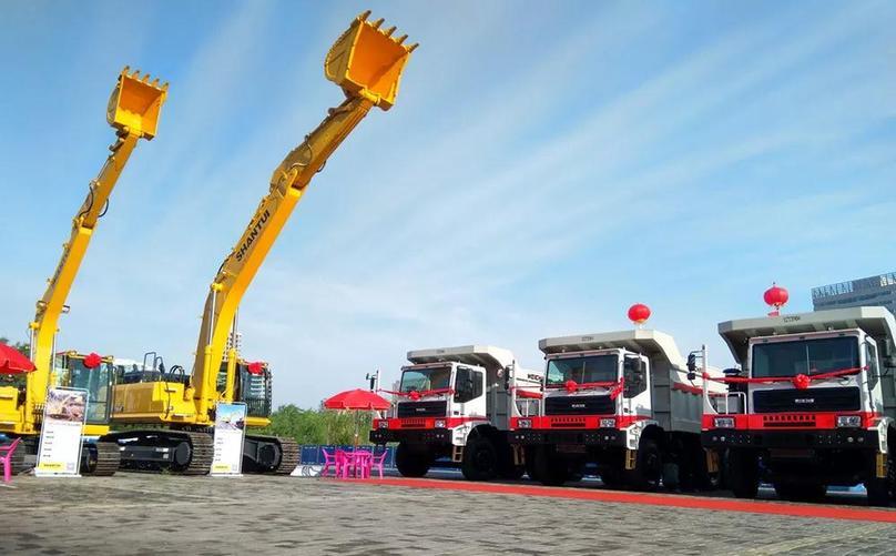 潍柴矿用车智能化创新发展大会鄂尔多斯举行