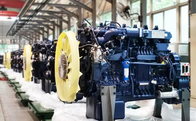 潍柴国六天然气发动机在宁夏几乎占据100%的市场份额