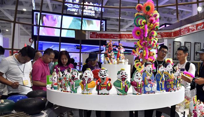 第八屆山東國際文化産業博覽交易會開幕
