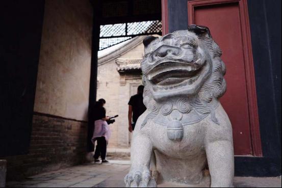 """魏氏庄园:融合孙子兵法的百年民居""""古城堡"""""""
