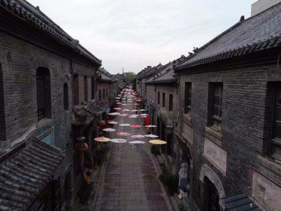 周村古商城:活着的古商业街市建筑博物馆群