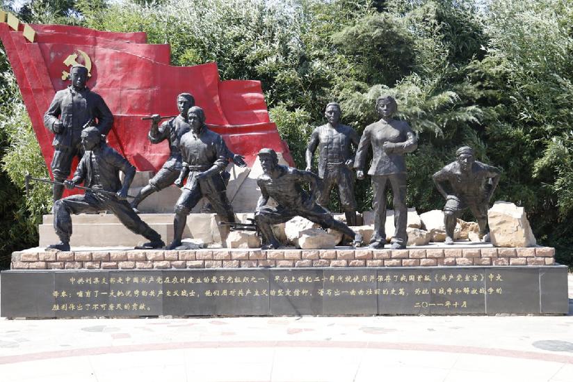大王镇:打造党性教育基地 让红色旗帜永远飘扬