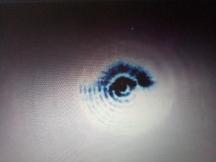 """马秀波《光的""""眼睛""""》"""