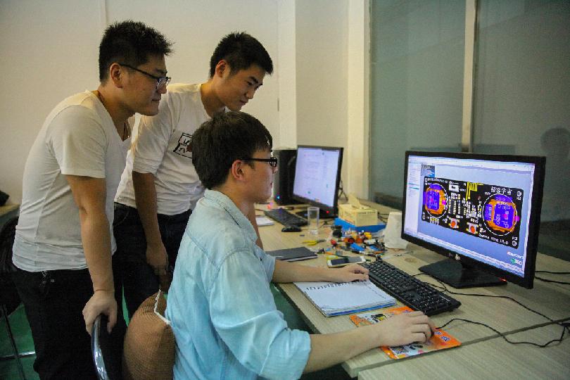王金川《智能机器人研制开发》