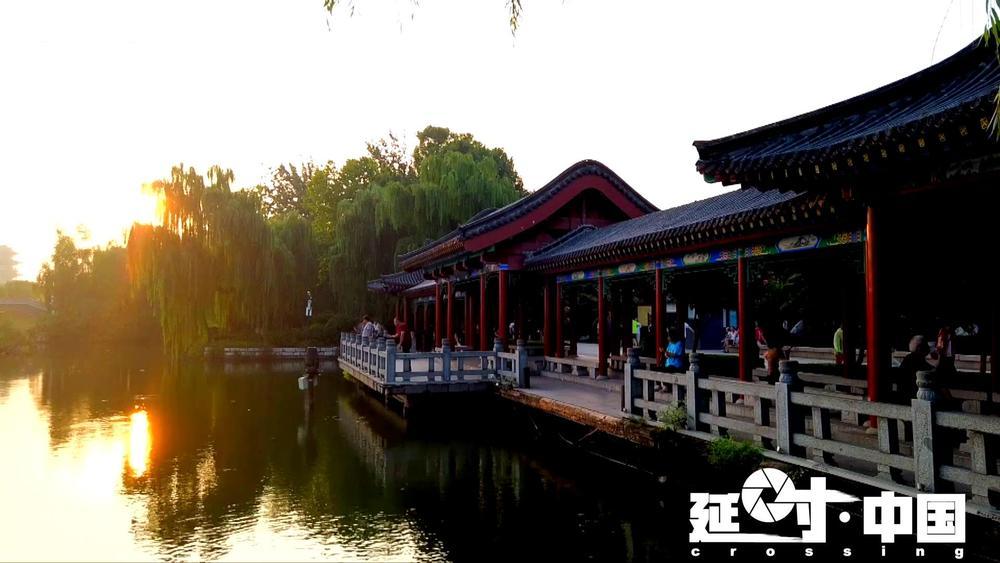 《延(yan)時(shi)·中國》之(zhi)濟(ji)南歷(li)下(xia)