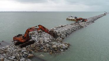 山(shan)東東營港10萬噸級航道即將建設完成明(ming)年投用(yong)