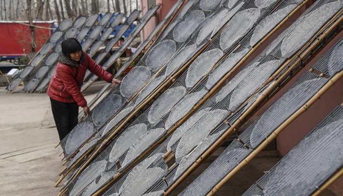 山東棗莊:傳統粉皮加工助農脫貧