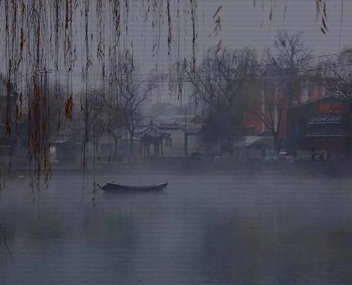 雪落老(lao)城
